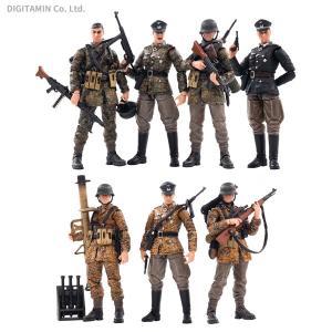 送料無料◆ジョイトイ 1/18 軍兵 WWII ジャーマンオフィサー & ドイツ国防軍 セット JT0548+ JT0555+ JT0562 (ZF82003)|digitamin