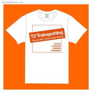 送料無料◆YUTAS T2 トレインスポッティング Tシャツ Type.A XLサイズ(ZG27710)|digitamin