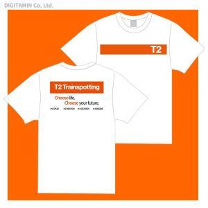 送料無料◆YUTAS T2 トレインスポッティング Tシャツ Type.B XLサイズ(ZG27714)|digitamin