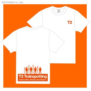 送料無料◆YUTAS T2 トレインスポッティング Tシャツ Type.C XLサイズ(ZG27718)|digitamin