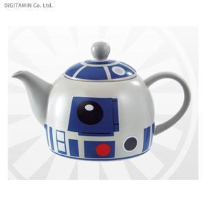 送料無料◆スター・ウォーズ ホーム&キッチン ティーポット R2-D2 アンダーグラウンド・トイズ(ZG32049)|digitamin
