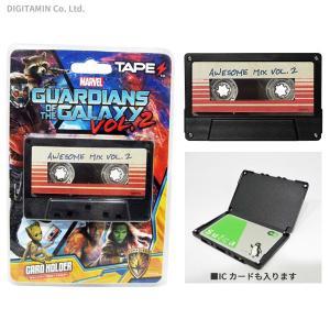 TAPES カード ホルダー / ガーディアンズ・オブ・ギャラクシー:リミックス スパイダーウェブス(ZG34100)|digitamin