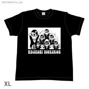 YUTAS マカロニほうれん荘 分身トシちゃん Tシャツ 黒 XLサイズ◆ネコポス送料無料(ZG55287)|digitamin