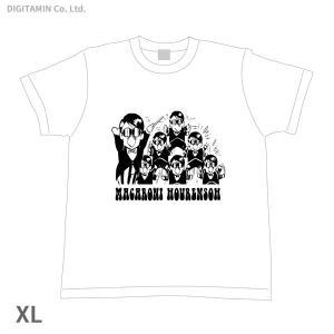YUTAS マカロニほうれん荘 分身トシちゃん Tシャツ 白 XLサイズ◆ネコポス送料無料(ZG55292)|digitamin