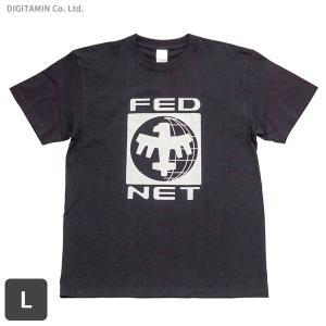 スターシップ・トゥルーパーズ Tシャツ FED NET:サイズL YUTAS◆ネコポス送料無料(ZG59412)|digitamin