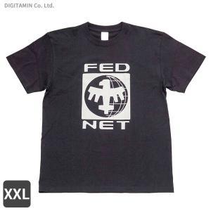スターシップ・トゥルーパーズ Tシャツ FED NET:サイズXXL YUTAS◆ネコポス送料無料(ZG59443)|digitamin