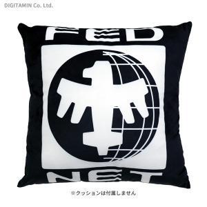 スターシップ・トゥルーパーズ クッションカバー FED NET (黒)◆ネコポス送料無料(ZG59666) digitamin