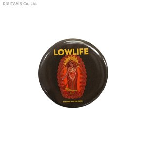 ローライフ LOWLIFE マリア 缶バッジ YUTAS(ZG61482)|digitamin