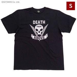 スターシップ・トゥルーパーズ Tシャツ DEATH FROM ABOVE (A) BK Sサイズ YUTAS◆ネコポス送料無料(ZG65796)|digitamin
