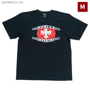 スターシップ・トゥルーパーズ Tシャツ MOBILE INFANTRY (BK) Mサイズ YUTAS◆ネコポス送料無料(ZG65807)|digitamin