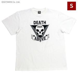 スターシップ・トゥルーパーズ Tシャツ DEATH FROM ABOVE (A) WH Sサイズ YUTAS◆ネコポス送料無料(ZG65811)|digitamin