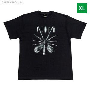 YUTAS エイリアン Tシャツ FACE HUGGER XL◆ネコポス送料無料(ZG67043) digitamin