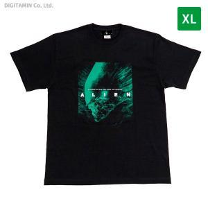 YUTAS エイリアン Tシャツ IN SPACE NO ONE Can HEAR YOU SCREAM. XL◆ネコポス送料無料(ZG67053) digitamin
