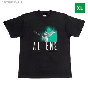 YUTAS エイリアン2 Tシャツ POWER LOADER XL◆ネコポス送料無料(ZG67058) digitamin