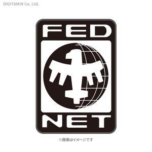 YUTAS スターシップ・トゥルーパーズ ワッペン FED NET◆ネコポス送料無料(ZG68216)|digitamin