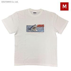 YUTAS ジョーズTシャツ JAWS ATTACK WH Mサイズ◆ネコポス送料無料(ZG74576)|digitamin