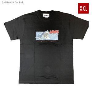 YUTAS ジョーズTシャツ JAWS ATTACK BK XXLサイズ◆ネコポス送料無料(ZG74584)|digitamin