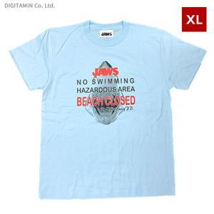 YUTAS ジョーズTシャツ JAWS Beach Closed LB XLサイズ◆ネコポス送料無料(ZG74603)|digitamin