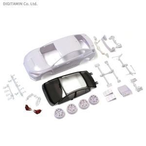 オートスケールコレクション ASC スバル WRX STI ホワイトボディセット(未塗装/ホイール付) 京商 MZN185(ZM43138)|digitamin