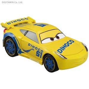 カーズ スパーキングレーサー クルーズ・ラミレス(DINOCOレーシングタイプ) ミニカー タカラトミー(ZM50209)|digitamin