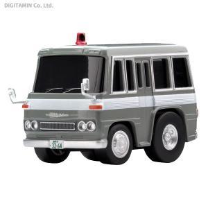 チョロQ zero 西部警察 Z15 シビリアン護送車 ミニカー トミーテック (ZM57220)|digitamin
