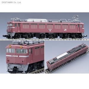 9149 TOMIX トミックス EF81(長岡運転所・ローズ・ひさし付)  上野と金沢を結んだ寝台...