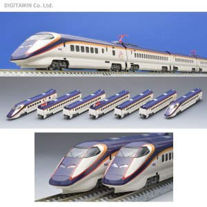 98967 TOMIX トミックス 限定 E3 2000系山形新幹線(つばさ・Treasureland TOHOKU-JAPAN)セット (7両) Nゲージ 鉄道模型(ZN24809)