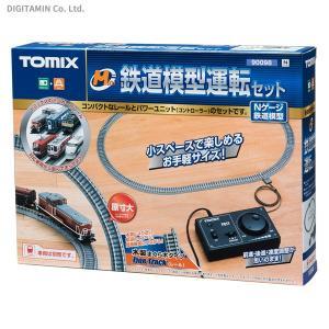 90098 TOMIX トミックス (ミニ)鉄道模型運転セット Nゲージ 鉄道模型(ZN49749)