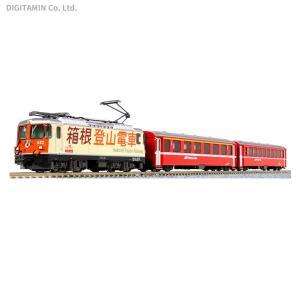 送料無料◆10-1514 KATO カトー Ge4/4-II <箱根登山電車>+EWI客車 3両セッ...