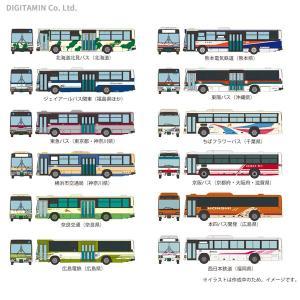 トミーテック ザ・バスコレクション 第25弾 (1BOX) 1/150(Nゲージスケール) 鉄道模型...