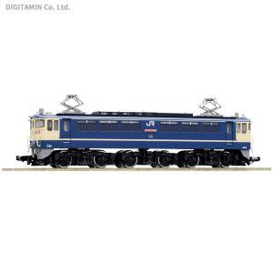 7105 TOMIX トミックス JR EF65-2000形電気機関車(復活国鉄色) Nゲージ 鉄道模型(ZN57397)|digitamin