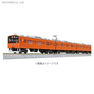 10-1551 KATO カトー 201系中央線色 (T編成) 6両基本セット Nゲージ 鉄道模型 ...