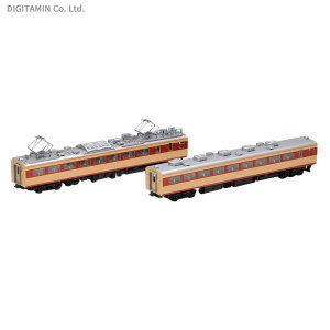 92427 TOMIX トミックス 国鉄 485系特急電車 (AU13搭載車) 増結セット (M) ...