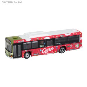 トミーテック ザ・バスコレクション 広島電鉄 広島東洋カープラッピングバス 1/150(Nゲージスケ...