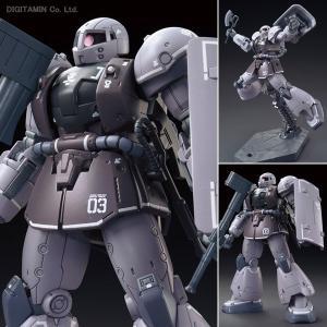 バンダイ HG 1 144 機動戦士ガンダム THE ORIGIN YMS-03 ヴァッフ プラモデル ZP06243 の商品画像|ナビ
