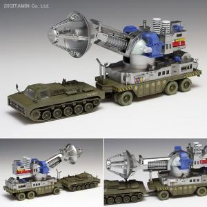 66式メーサー殺獣光線車 プラモデル WAVE 1/87 フランケンシュタインの怪獣 サンダ対ガイラ(ZP15358)