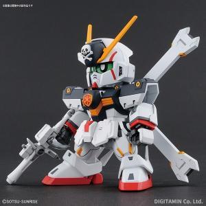 バンダイ SDCS SDガンダム クロスシルエット クロスボーン・ガンダムX1 プラモデル  ■頭身...
