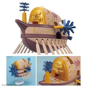 ワンピース偉大なる船コレクション 方舟マクシム プラモデル バンダイスピリッツ(ZP50477) digitamin