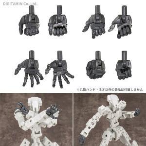 コトブキヤ M.S.G モデリングサポートグッズ ハンドユニット 丸指ハンド・ネオ(ZP51315)|digitamin