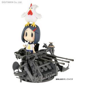 ぺあどっと 艦隊これくしょん -艦これ- 妖精さんと25mm三連装機銃 プラモデル ピットロード PD85 (ZP57597) digitamin