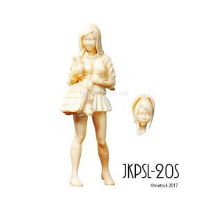 MK2.(エムケーツー) 1/20 JK FIGURE Series 10 JKPSL-20S ガレージキット(ZP57875)