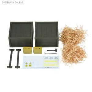 トミーテック リトルアーモリー LD021 ミリタリーハードケース B2 プラモデル 300014 1/12 (ZP59142)|digitamin