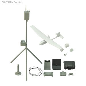 トミーテック 1/12 リトルアーモリー [LD032]UAV 無人偵察機&機材セット プラモデル 314233 (ZP81913)|digitamin