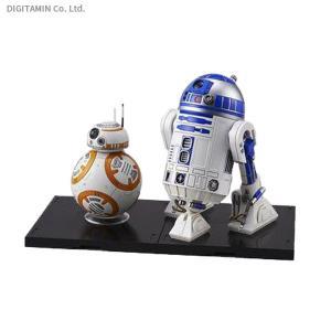 1/12 スター・ウォーズ フォースの覚醒 BB-8 & R2-D2 プラモデル バンダイスピリッツ (ZP90347) digitamin