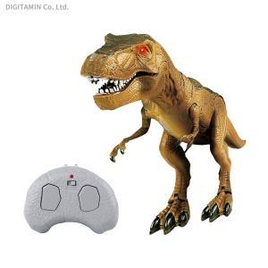 童友社 IRC 赤外線で歩く恐竜 ティラノサウルス(T-REX) (ZR86353)|digitamin
