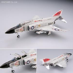 技MIX 航空機シリーズ 1/144 技AC127 米海 F-4J VF-31 プラモデル トミーテック(ZS04934)