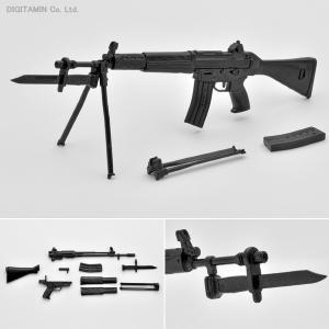 リトルアーモリー 89式 5.56mm 小銃タイプ プラモデル 1/12 LittleArmory LA020 トミーテック(ZS10640) digitamin