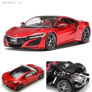 タミヤ 1/24 新型NSX プラモデル スポーツカーシリーズ No.344 24344(ZS17835)|digitamin