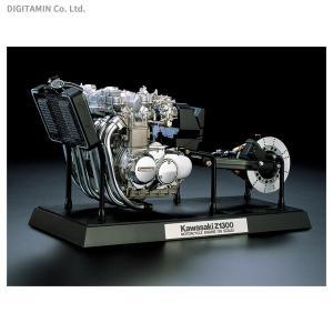 タミヤ 1/6 カワサキ Z1300 エンジン プラモデル オートバイシリーズ No.23 16023(ZS35683)
