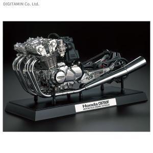 タミヤ 1/6 Honda CB750F エンジン プラモデル オートバイシリーズ No.24 16024(ZS35684)